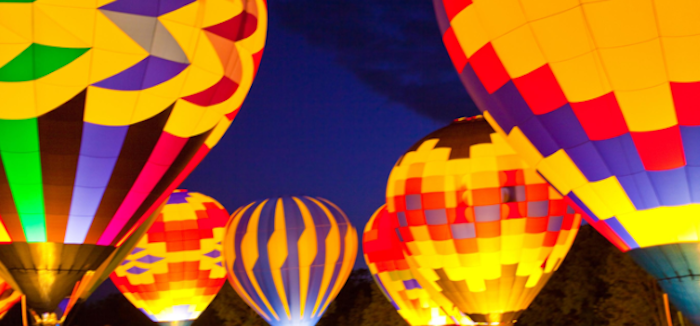 Albuquerque Balloon Festival near Albuquerque Airport Hotels